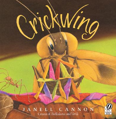 Crickwing - Cannon, Janell