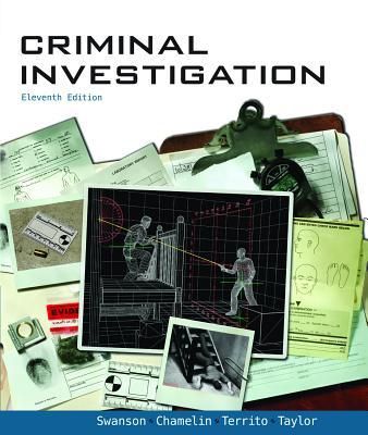 Criminal Investigation - Swanson, Charles