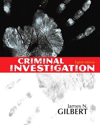 Criminal Investigation - Gilbert, James N