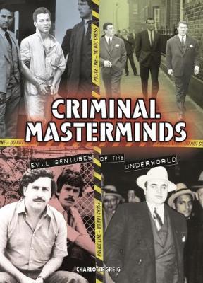 Criminal Masterminds - Greig, Charlotte
