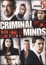 Criminal Minds: Season 05 -