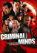 Criminal Minds: Season 6 [6 Discs] -