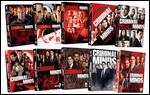 Criminal Minds: Seasons 1-10 [60 Discs] -