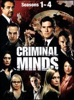 Criminal Minds: Seasons 1-4