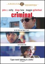 Criminal - Greg Jacobs