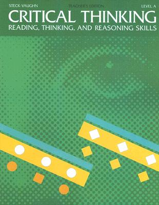 Critical Thinking: Reading, Thinking, and Reasoning Skills - Barnes, Don