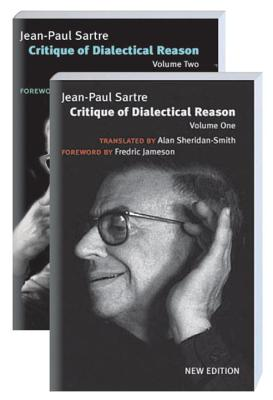 Critique of Dialectical Reason - Sartre, Jean-Paul, and Hoare, Quintin (Translated by), and Jameson, Fredric, Professor (Foreword by)