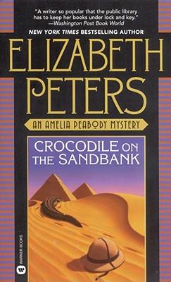 Crocodile on the Sandbank - Peters, Elizabeth