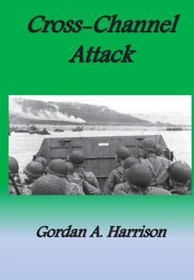 Cross-Channel Attack - Harrison, Gordon a