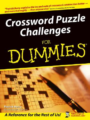 Crossword Puzzle Challenges for Dummies - Berry, Patrick