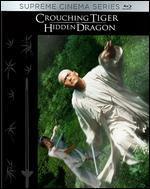 Crouching Tiger, Hidden Dragon [Includes Digital Copy] [Limited Edition] [Blu-ray]