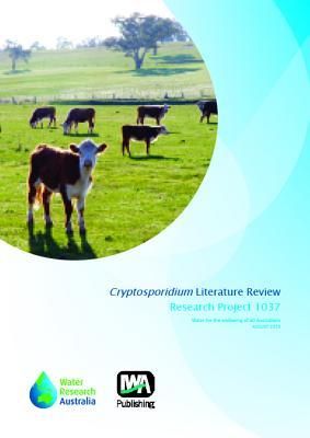 Cryptosporidium Literature Review - Ryan, Una