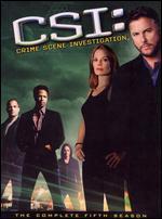 CSI: Crime Scene Investigation - The Complete Fifth Season [7 Discs]
