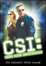 CSI: Crime Scene Investigation: The Complete Third Season