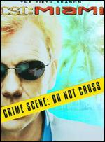 CSI: Miami - The Complete Fifth Season [6 Discs]