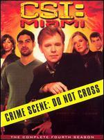 CSI: Miami - The Complete Fourth Season [7 Discs]