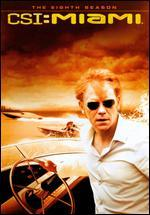 CSI: Miami - The Eighth Season [7 Discs]