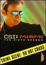 CSI: Miami - The Sixth Season [6 Discs]
