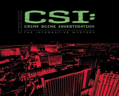 CSI: The Interactive Mystery: Crime Scene Investigation - Stall, Sam