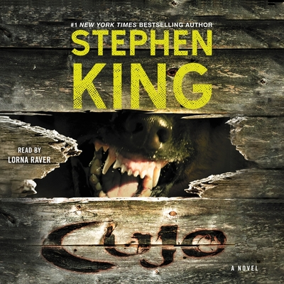 Cujo - King, Stephen, and Raver, Lorna (Read by)
