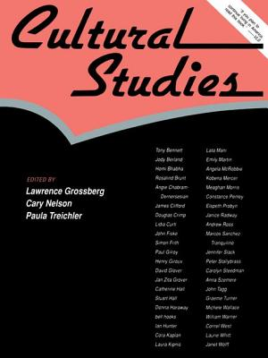 Cultural Studies - Grossberg, Lawrence (Editor), and Nelson, Cary (Editor)