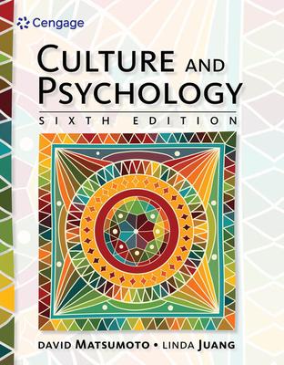 Culture and Psychology - Matsumoto, David, and Juang, Linda