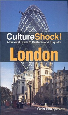 Cultureshock London - Hargraves, Orin