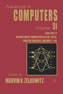 Cumulative Subject and Author Indexes for Part II - Zelkowitz, Marvin