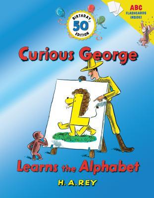 Curious George Learns the Alphabet - Rey, H. A.