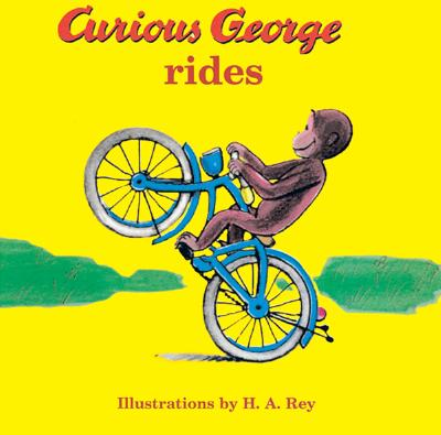 Curious George Rides - Rey, H A, and Rey, Margret