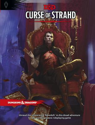 Curse of Strahd - Wizards RPG Team