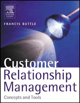 Customer Relationship Management - Buttle, Francis