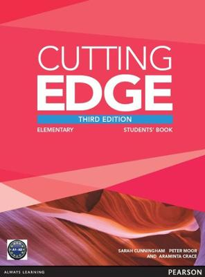 Cutting Edge 3rd Edition Elementary Students' Book and DVD Pack - Crace, Araminta, and Cunningham, Sarah, and Moor, Peter