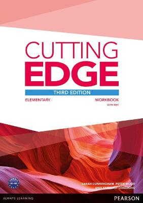Cutting Edge 3rd Edition Elementary Workbook with Key - Crace, Araminta, and Cunningham, Sarah, and Moor, Peter