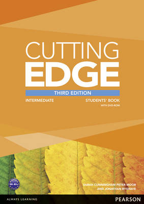 Cutting Edge 3rd Edition Intermediate Students' Book and DVD Pack - Cunningham, Sarah, and Moor, Peter, and Bygrave, Jonathan