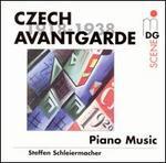 Czech Avantgarde Piano Music, 1918-1938
