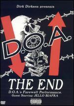 D.O.A.: The End