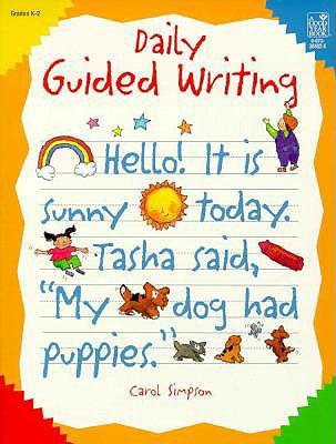 Daily Guided Writing - Simpson, Carol