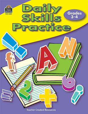 Daily Skills Practice Grades 3-4 - Rosenberg, Mary