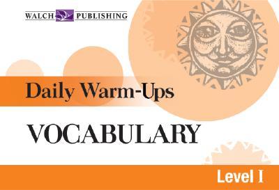 Daily Warm-Ups for Vocabulary - Walch Publishing