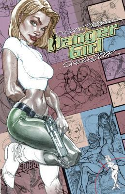 Danger Girl Sketchbook - Campbell, J Scott