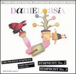 Daniel Asia: Symphony No. 2; Symphony No. 3