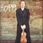 Daniel Hope Plays Schnittke, Takemitsu, Weill