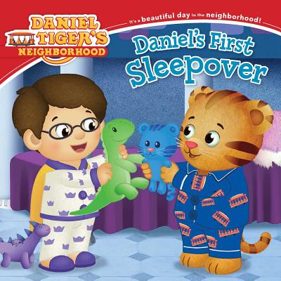 Daniel's First Sleepover - Santomero, Angela C (Adapted by)