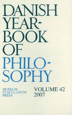 Danish Yearbook of Philosophy - Collin