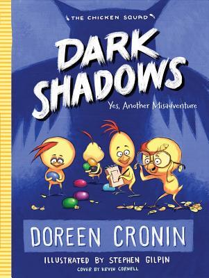 Dark Shadows: Yes, Another Misadventure - Cronin, Doreen