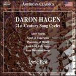 Daron Hagen: 21st Century Song Cycles