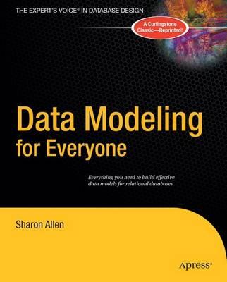 Data Modeling for Everyone - Allen, Sharon
