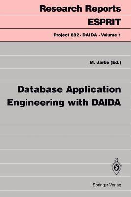 Database Application Engineering with Daida - Jarke, Matthias (Editor)
