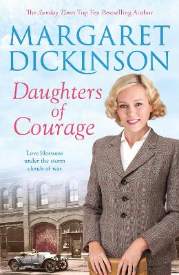 Daughters of Courage - Dickinson, Margaret